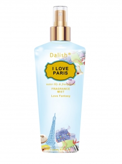 I Love Paris Love Fantasy Body Mist 250 ML