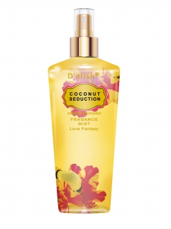 Coconut Seduction Love Fantasy Fragrance Mist 250 ML
