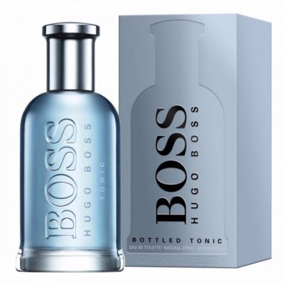 Boss Bottled Tonic