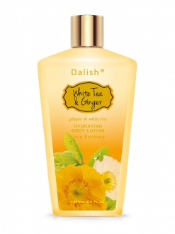 White Tea and Ginger Love Fantasy Body Lotion