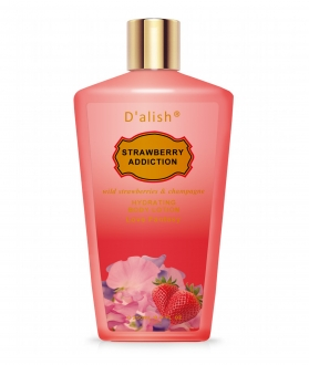 Strawberry Addiction Love Fantasy Body Lotion