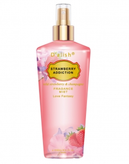Strawberry Addiction Love Fantasy Fragrance Mist 250 ML