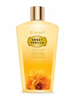 Sweet Vanilla Love Fantasy Body Lotion 250 ML