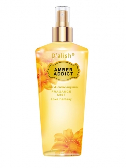 Amber Addict Love Fantasy Fragrance Mist 250 ML