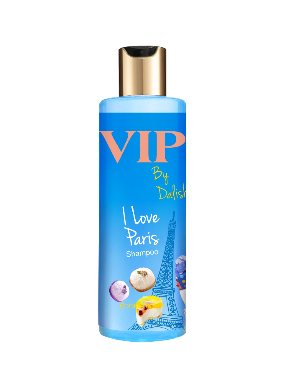 I Love Paris VIP Shampoo 236 ML