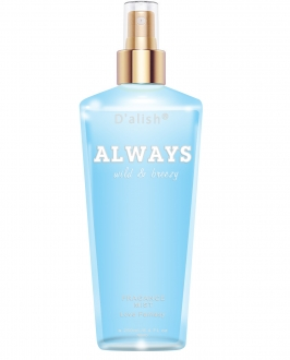 Always Wild & Breezy Love Fantasy Fragrance Mist