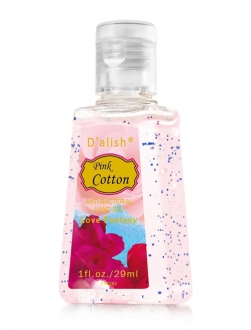 Pink Cotton Gel Antibacterial 29 ML