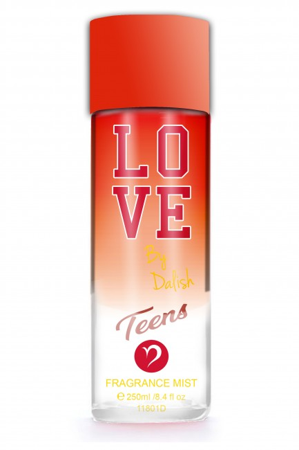 Teens Love Fragance Mist 250 ML