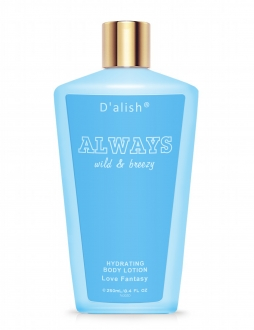 Always Wild & Breezy Love Fantasy Body Lotion 250 ML