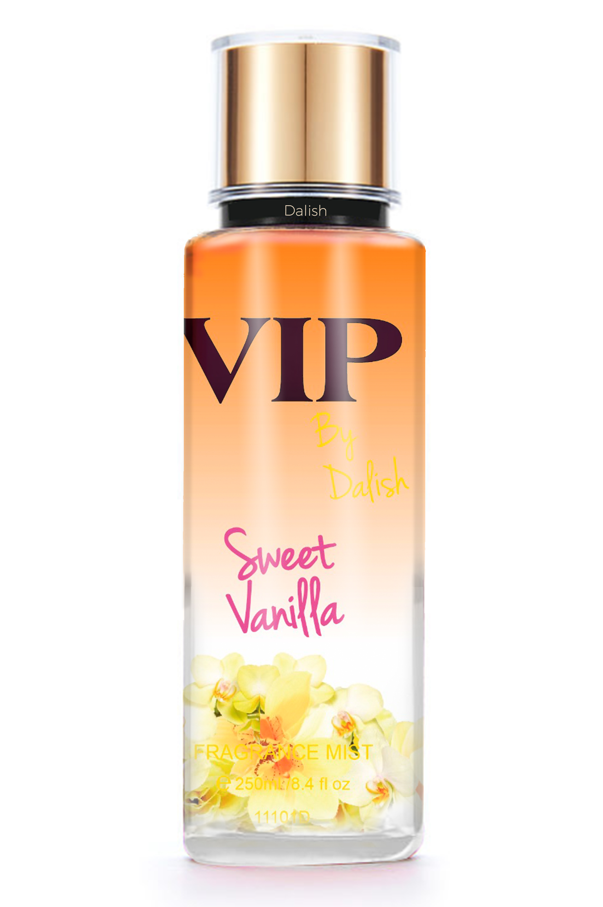 #VIP Sweet Vanilla Fragance Mist 250 ML