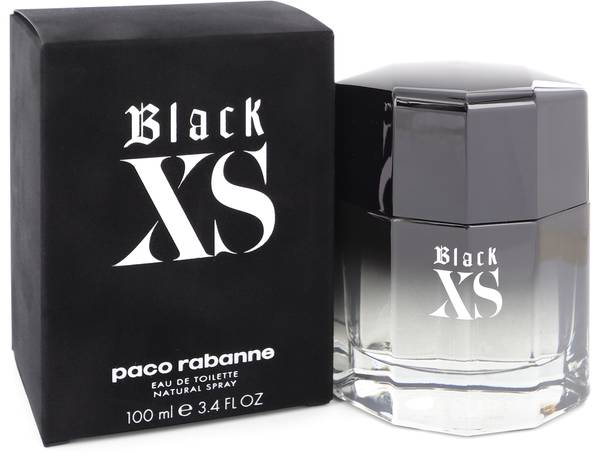 Black XS for men